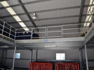 Allcover Industrial Sheds and Buildings - Mezzanines