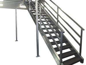 Mezzanine Floor Staircase Solutions