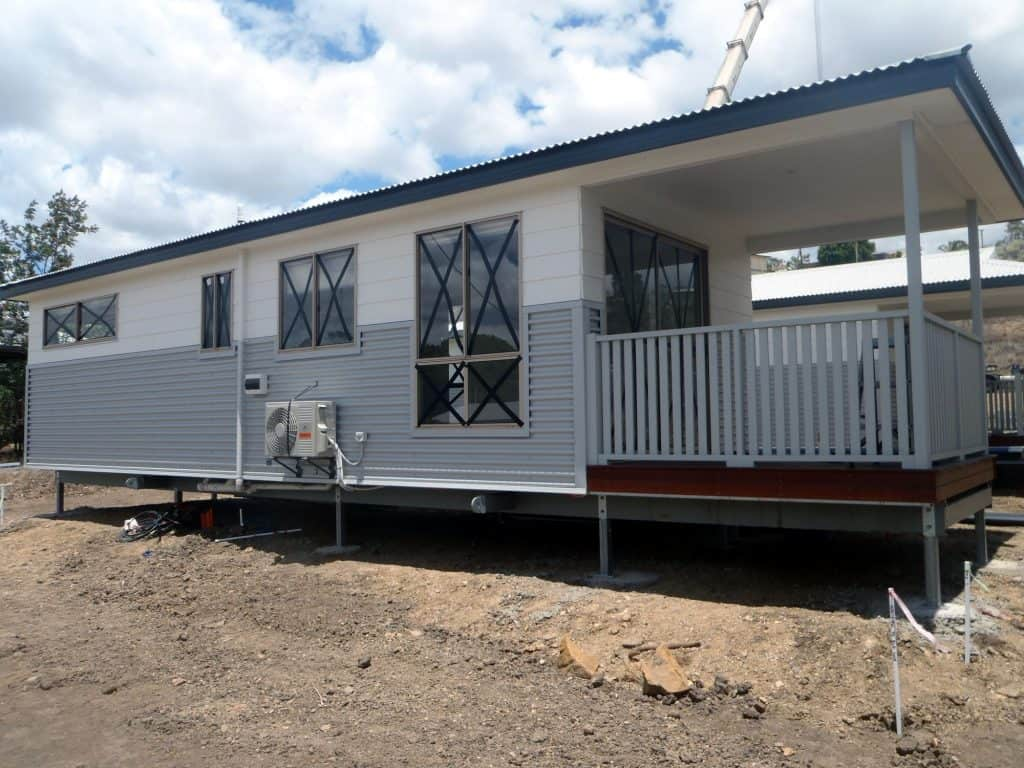 Fully Customised Transportable Building