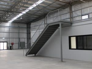 Mezzanine Floor Stairs Solutions