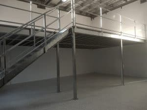Mezzanine Floors High Quality