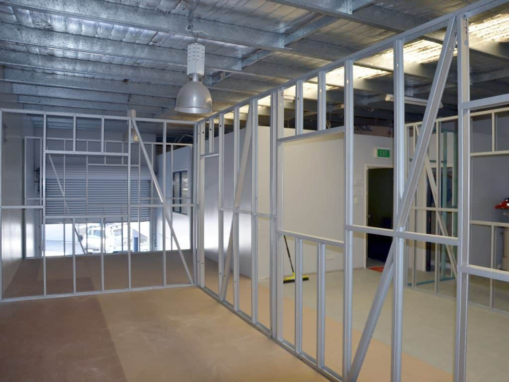 Mezzanine Office Space Installation
