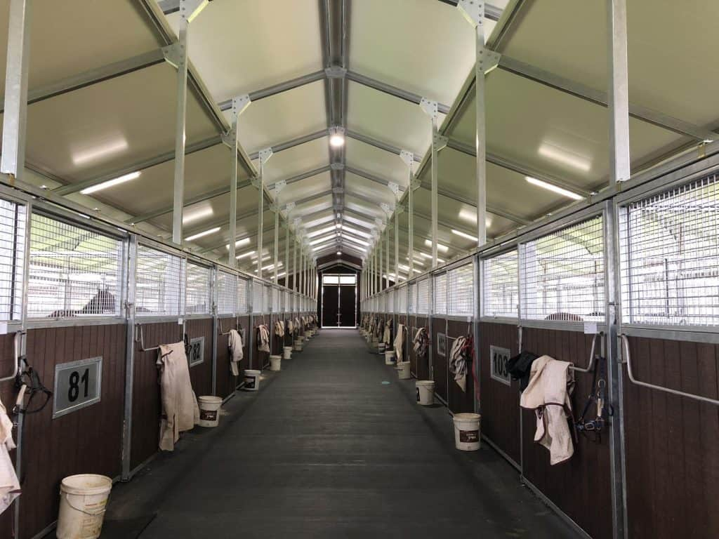 Stable Fitouts